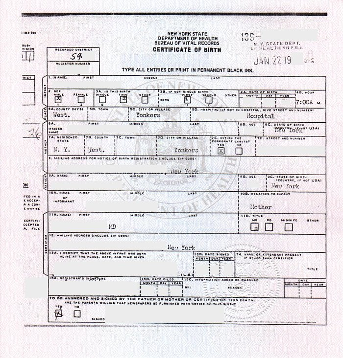 Georgia Death Certificate Template Best Of How Birth Certificate Should Be