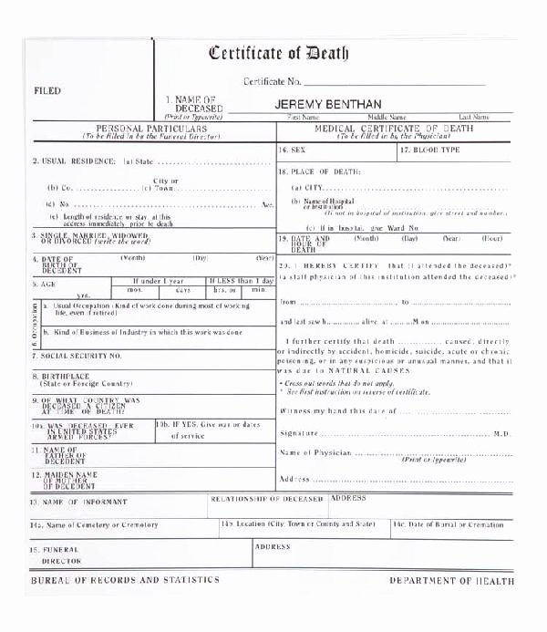 Georgia Death Certificate Template Inspirational 301 Moved Permanently