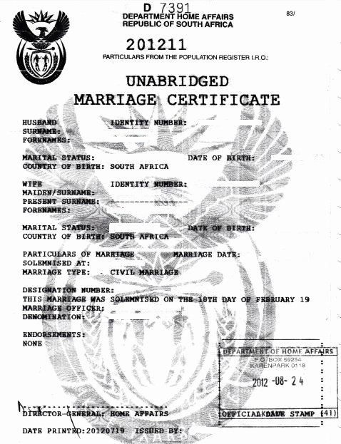 German Birth Certificate Template Fresh south African Birth Certificate Template Launchosiris
