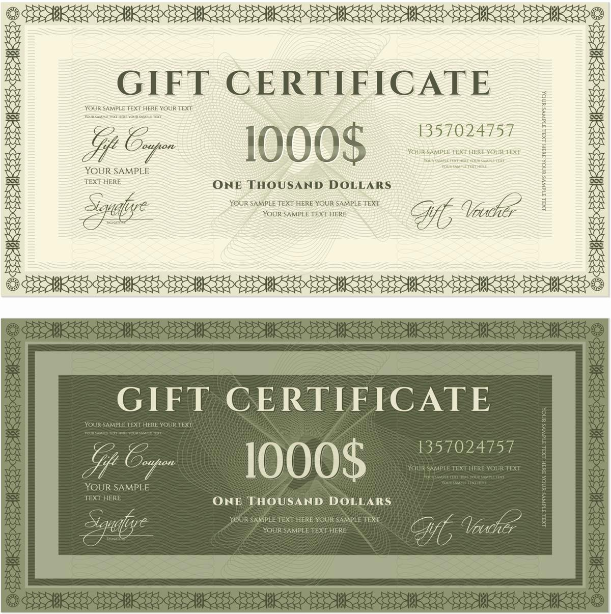 Gift Certificate Wording Beautiful Sample Wordings for Gift Certificates You Ll Want to Copy now