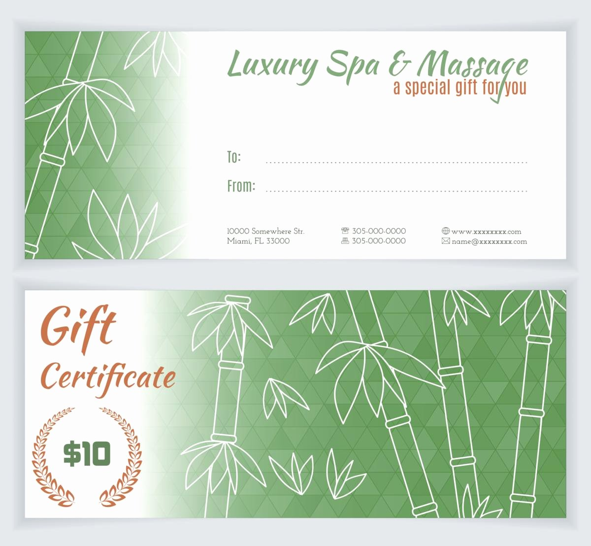 Gift Certificate Wording Fresh Sample Wordings for Gift Certificates You Ll Want to Copy now