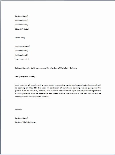 Gift Money Letter Template Fresh Sample Ready to Use Gift Letter Template