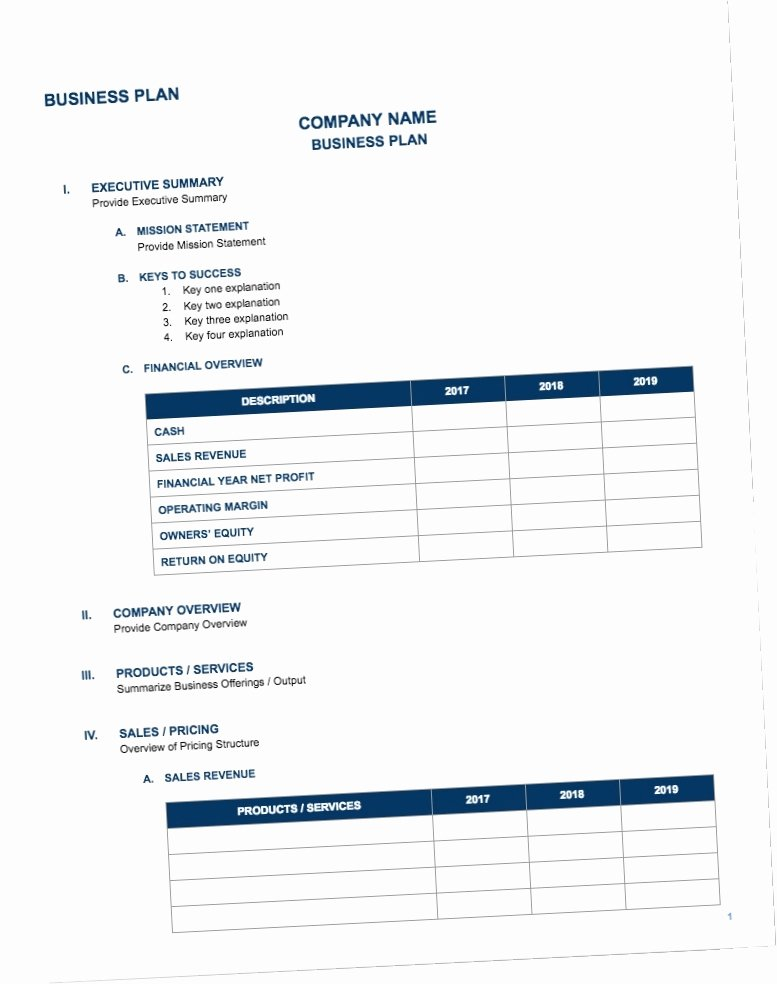 Google Business Plan Template Fresh Google Docs Business Proposal Template Mctoom