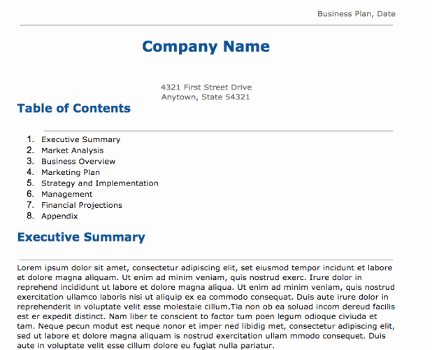 Google Doc Business Plan Template Beautiful 24 Google Docs Templates that Will Make Your Life Easier