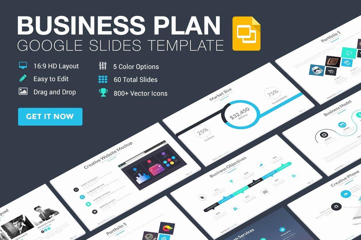 Google Doc Business Plan Template Fresh Business Plan Google Slides Template Google Slides