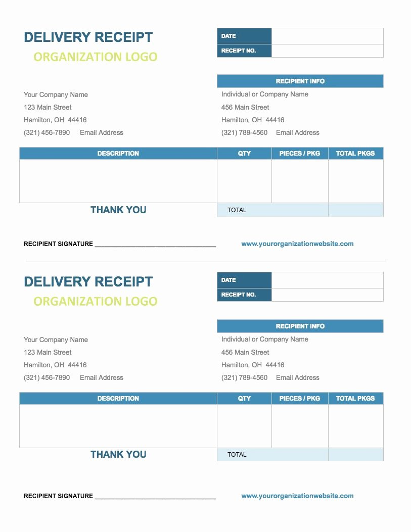 Google Doc Receipt Template Awesome Free Google Docs Invoice Templates