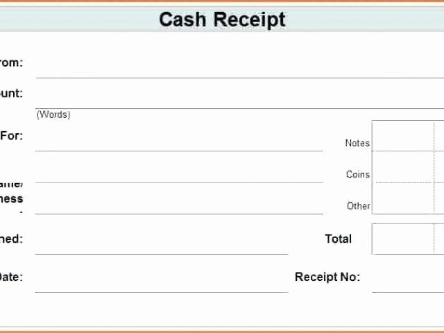 Google Doc Receipt Template Fresh Google Docs Cash Receipt Template Cash Receipt Template