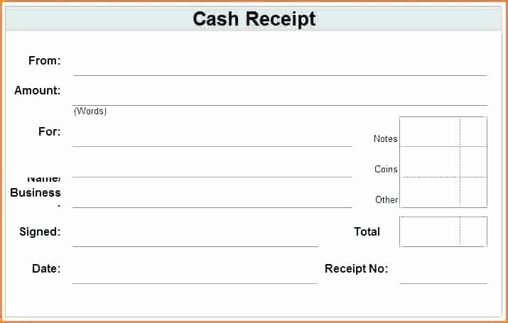 Google Doc Receipt Template Luxury Cash Receipt Template Google Docs Receipt Template Google