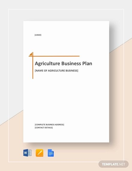 Google Docs Business Plan Template Beautiful Farm Business Plan Template 10 Sample Word Google Docs
