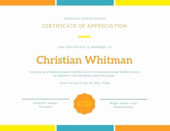 Google Docs Certificate Of Appreciation Beautiful Participation Certificate Template Word Templates for
