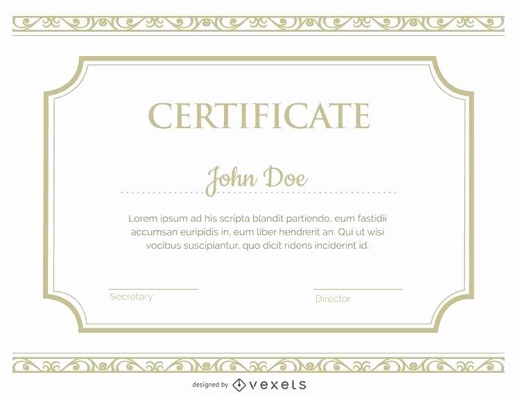 Google Docs Certificate Of Appreciation Fresh Appreciation Certificate Template Free Templates