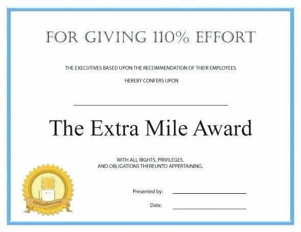 Google Docs Certificate Of Appreciation Fresh Employee Service Award Certificate Template Best Employee