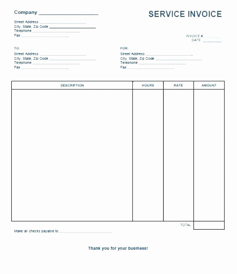 Google Docs Receipt Template Awesome Google Template Invoice – Cartopiaub