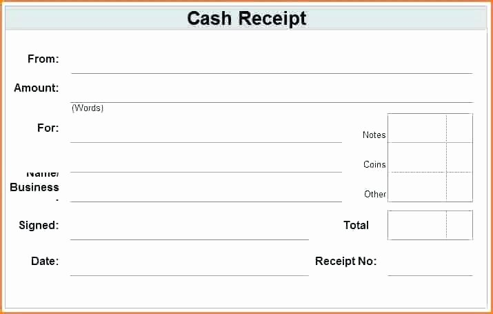 Google Docs Receipt Template Luxury Cash Receipt Template Google Docs Receipt Template Google