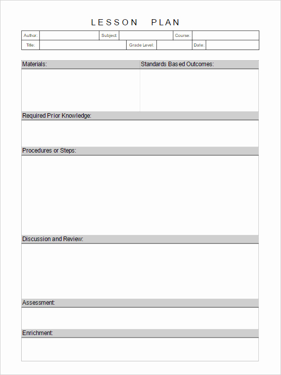 Google Drive Lesson Plan Template Fresh Lesson Plan Template Add Diagrams Easily to Lesson Plans