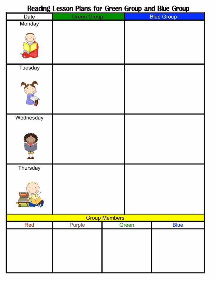 Google Drive Lesson Plan Template Unique 9 Best Daycare Lesson Planning Images On Pinterest