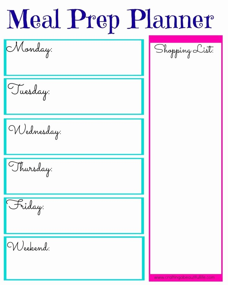 Google Drive Meal Plan Template Lovely 374 Best Meal Planners Images On Pinterest