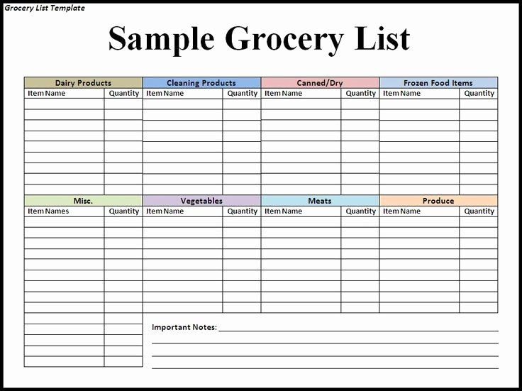 Google Drive Meal Plan Template Luxury the 25 Best Grocery List Templates Ideas On Pinterest