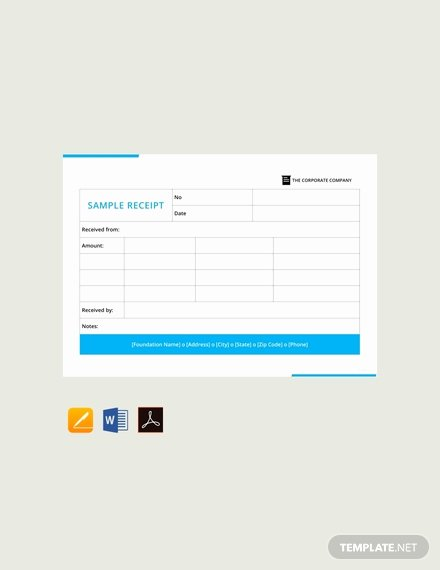Google Sheets Receipt Template Inspirational 128 Free Receipt Templates [download Ready Made Samples