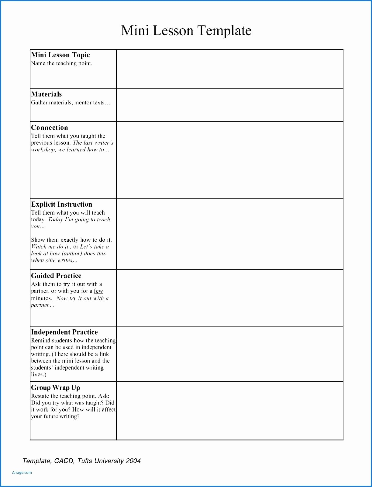 Gradual Release Lesson Plan Template New Gradual Release Lesson Plan Template – Planning Of A