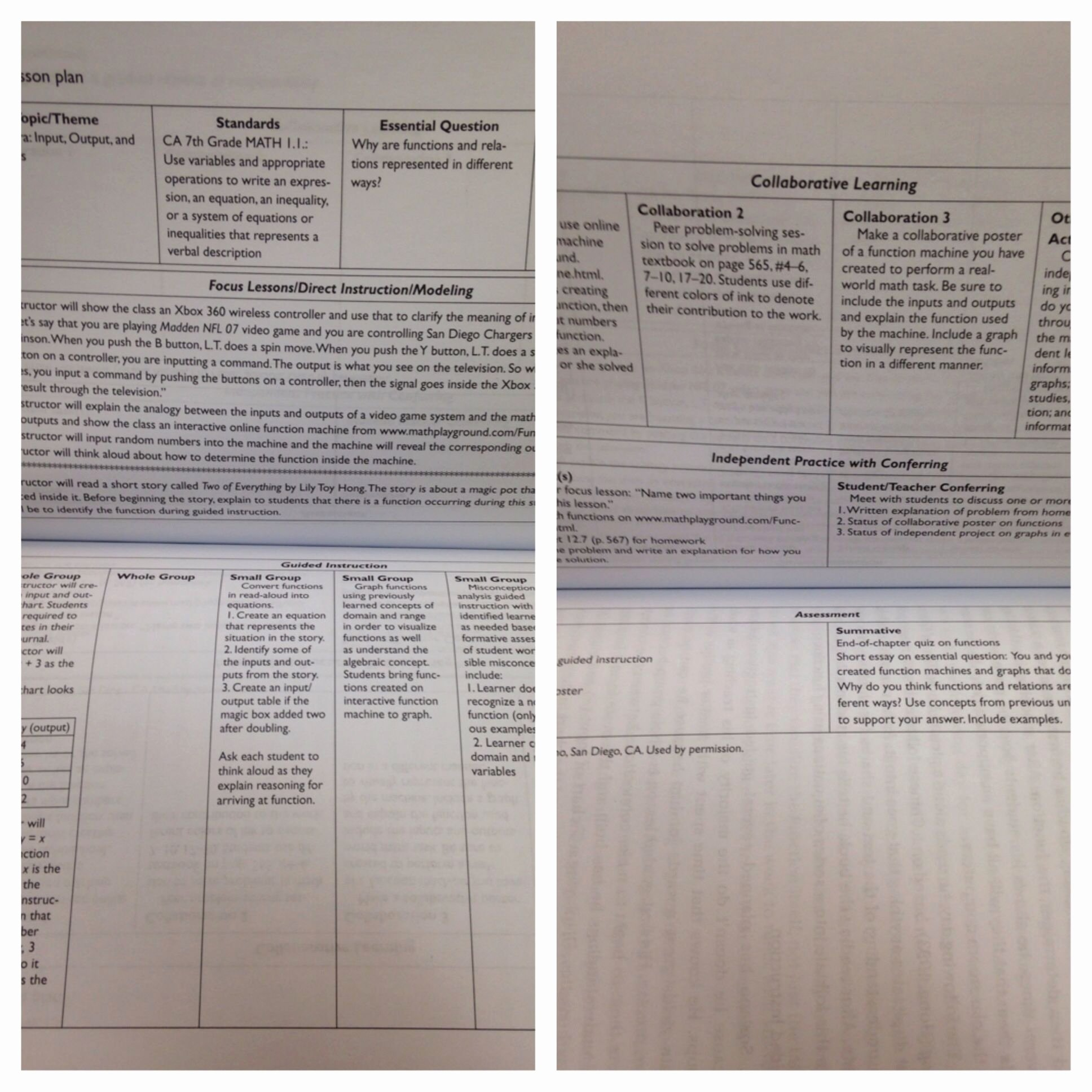 Gradual Release Lesson Plan Template New Sample Lesson Plan for A Gradual Release Of Responsibility