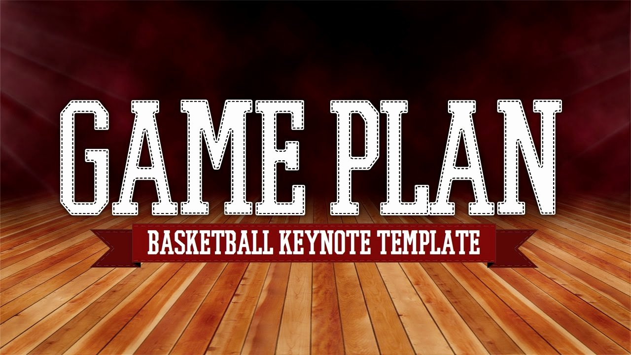 Gru's Plan Meme Template Lovely Gameplan Basketball Keynote Template Demo