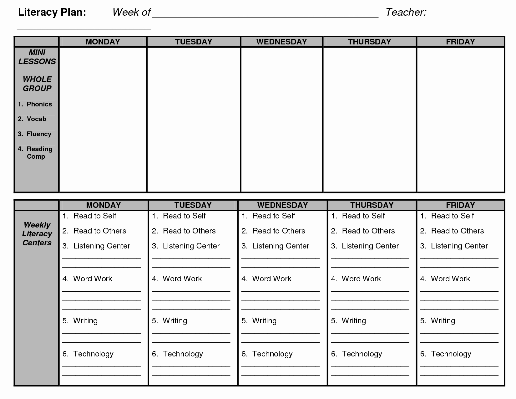 Guided Reading Lesson Plan Template Unique D Reading Lesson Plan Template