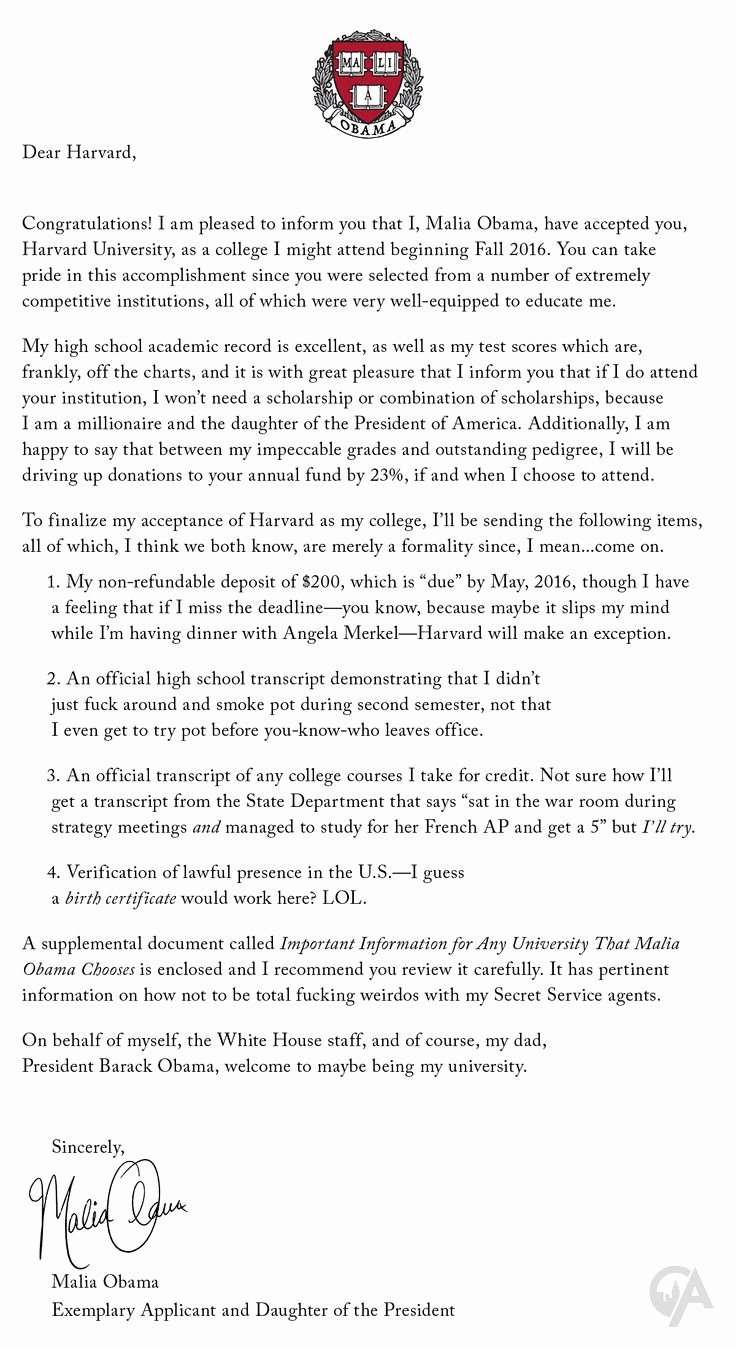 Harvard Letter Of Recommendation Luxury 1000 Ideas About Obama College On Pinterest