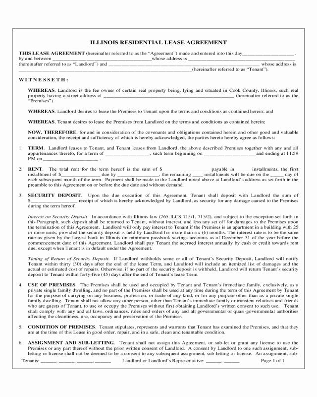 Hawaii Rental Agreement Fillable Inspirational 2019 Residential Lease Agreement Fillable Printable Pdf