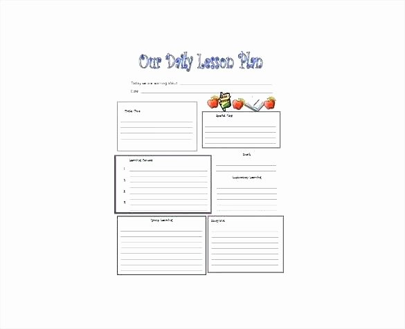 High Scope Lesson Plan Template Inspirational Preschool Math Curriculum Standards Goals Line Lesson