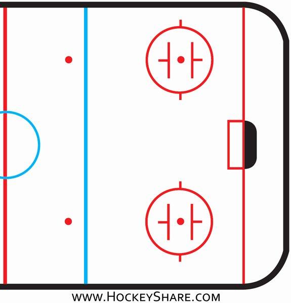 Hockey Practice Plan Template Beautiful Hockey Rink Drawing at Getdrawings