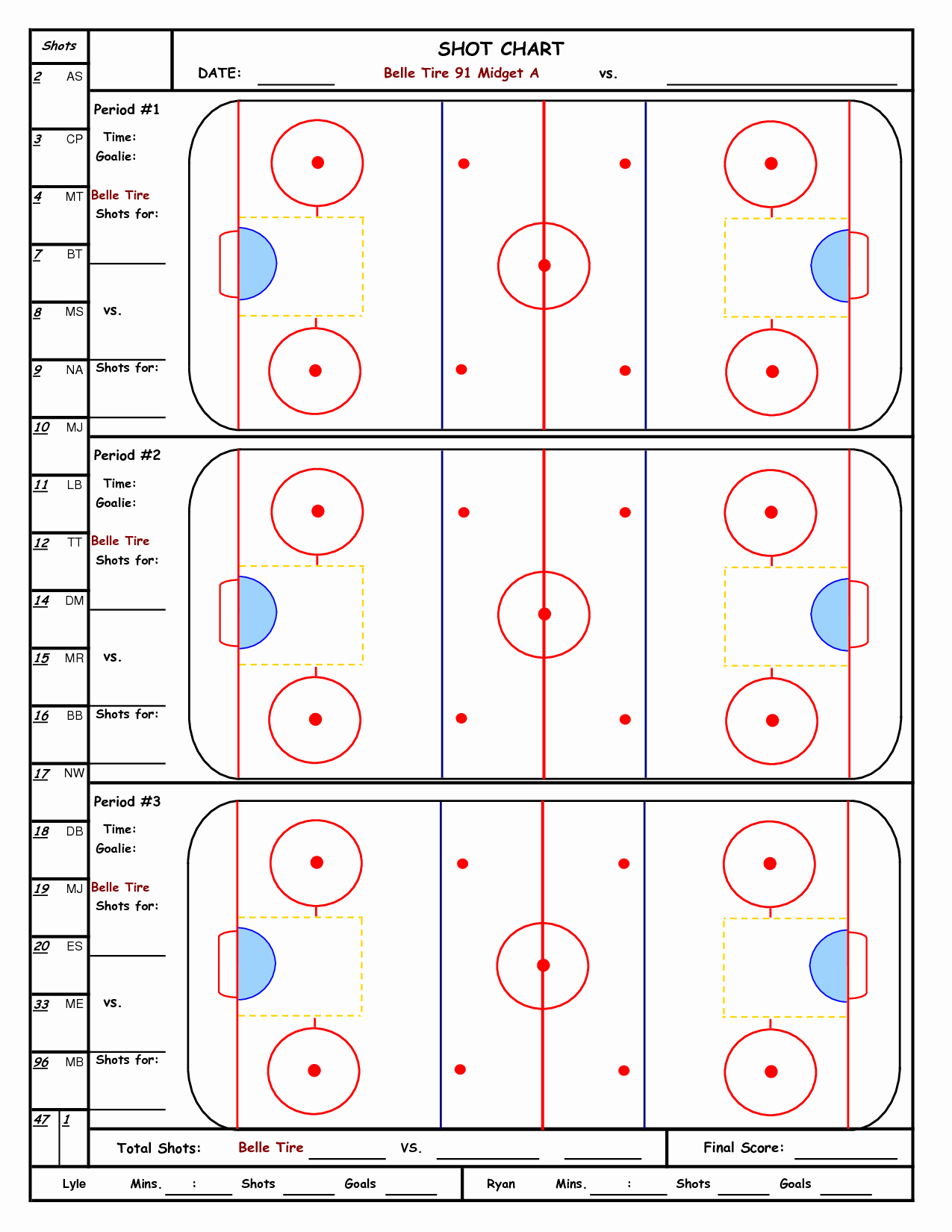 Hockey Practice Plan Template Fresh 9 Best Of Basketball Practice Charts Basketball