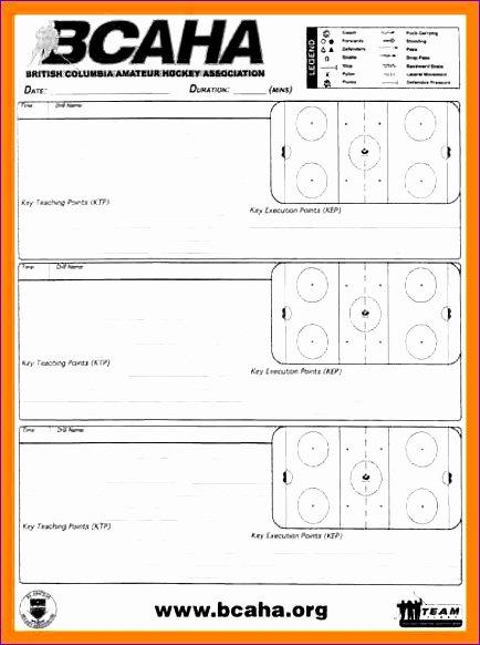 Hockey Practice Plan Template Luxury 7 Excel Ledger Templates Exceltemplates Exceltemplates