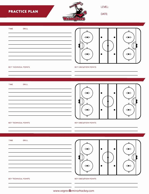 Hockey Practice Plan Template Luxury Hockey Canada Practice Plan Template