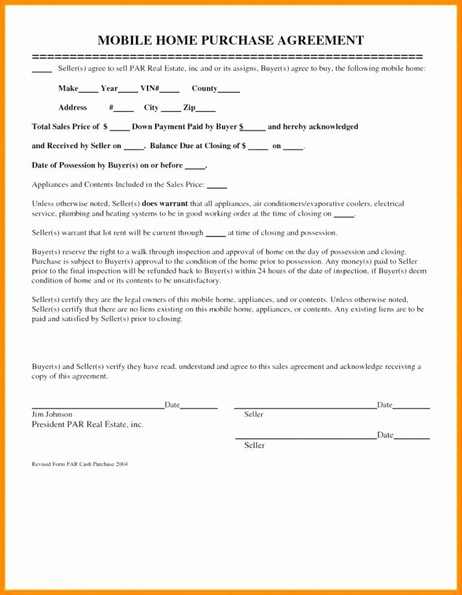 Home Buyout Agreement Template Best Of Sample Home Purchase Agreement