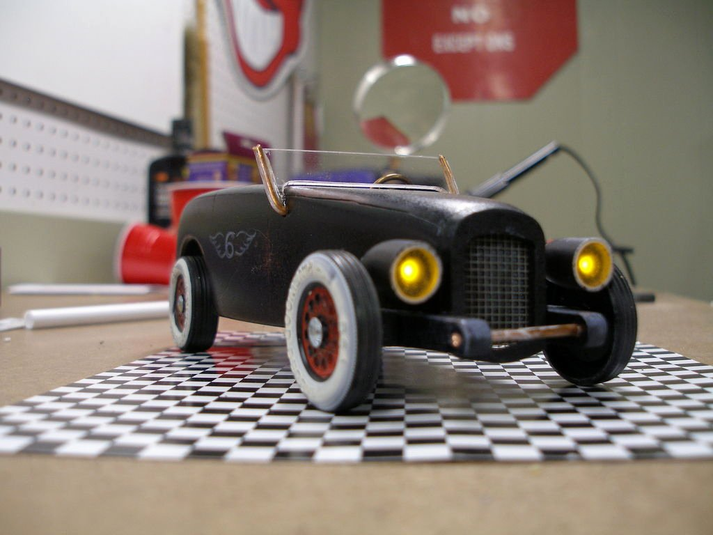 Hot Rod Pinewood Derby Car Template Awesome Vintage Headlights and Taillights for Pinewoood Derby Car