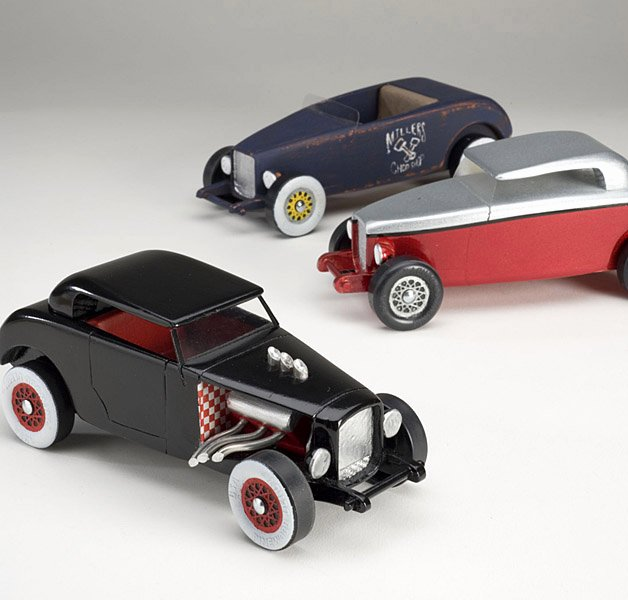 Hot Rod Pinewood Derby Car Template Best Of How to Build A Hot Rod