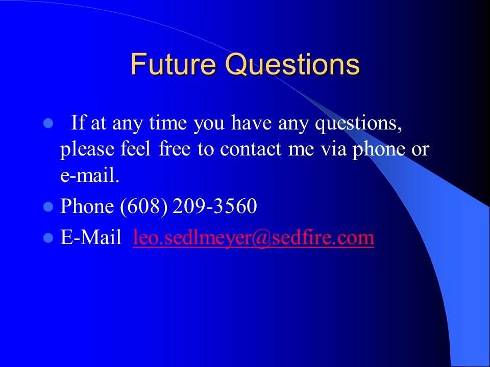 How It Feel Future Download Awesome Sedlmeyer Consulting Llc Fire & Emergency Services Ppt