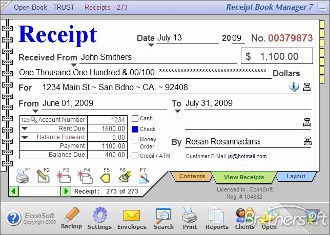How to Get A Receipt Elegant Download Free Receipt Book Manager Receipt Book Manager 7
