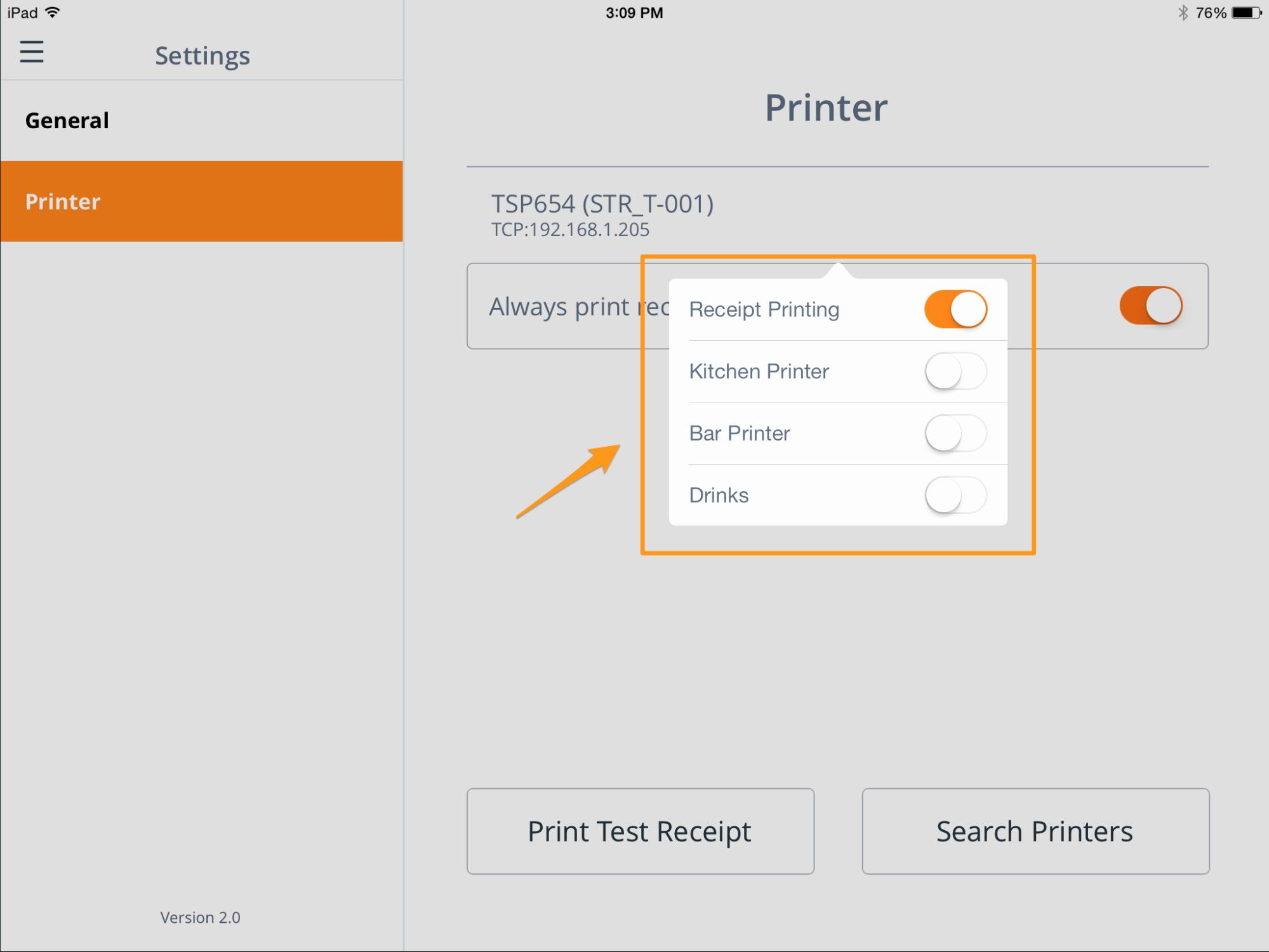 How to Print Receipt Fresh [ipad] Stop Printing Receipts – Storehub