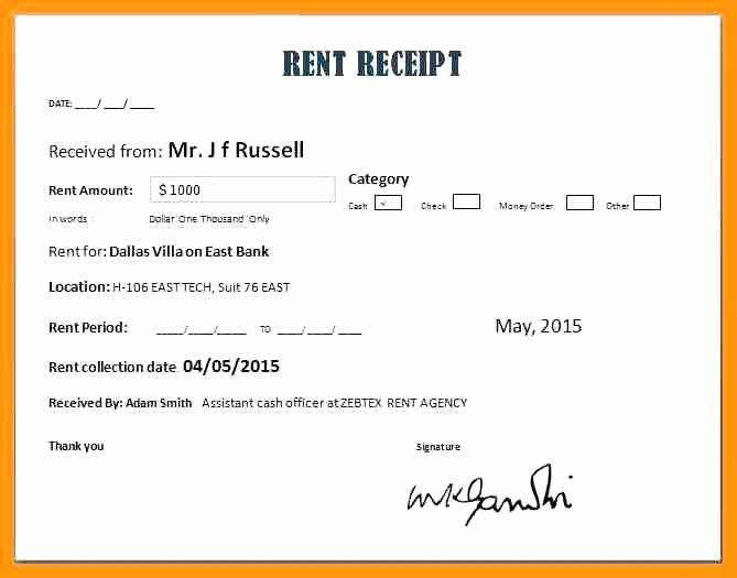 How to Write A Reciept Fresh 11 How to Write A Receipt for Payment
