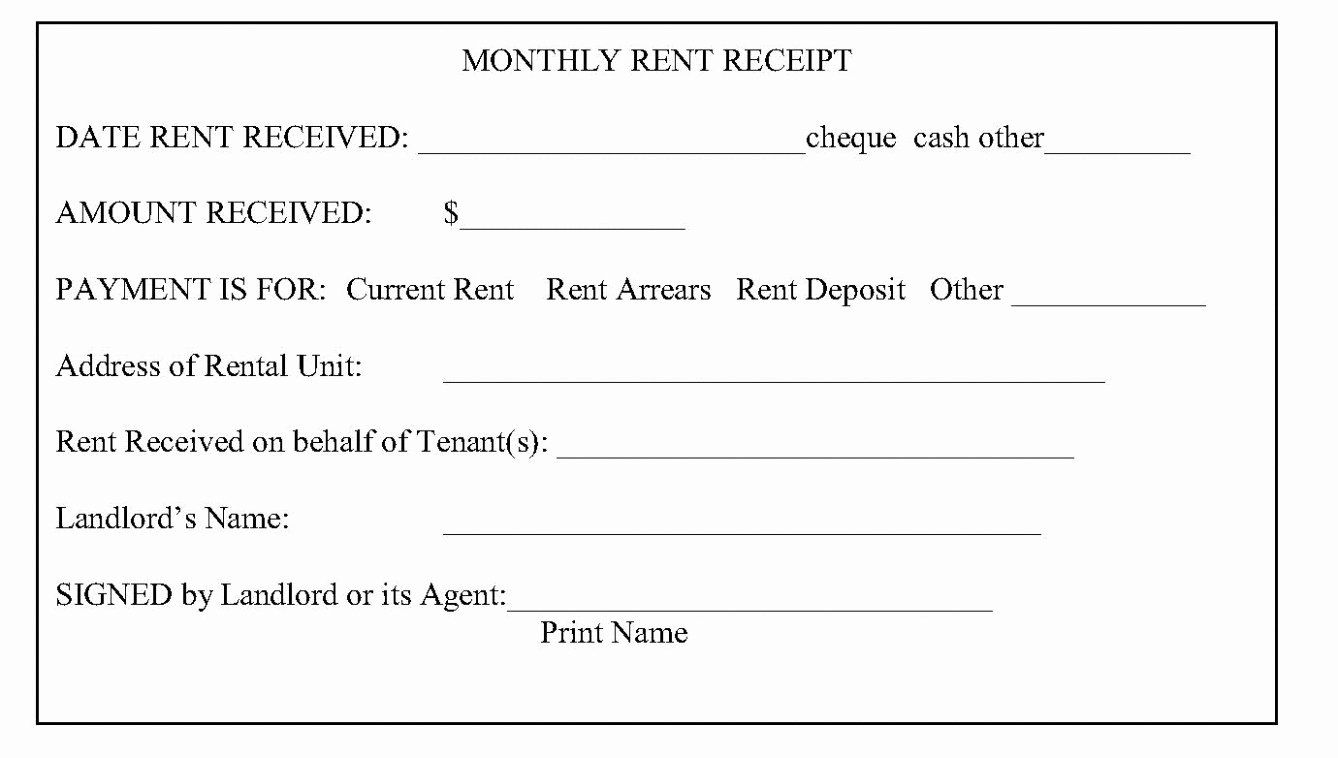 How to Write A Reciept Luxury 15 Things to Know About