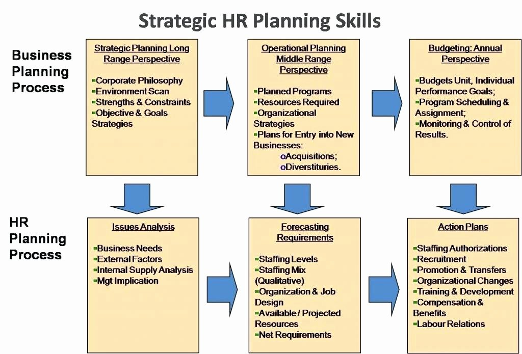 Hr Strategic Plan Template Luxury Business Plan Template Human Resources Boisefrycopdx