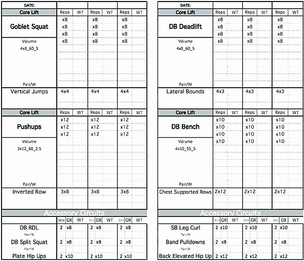 Hseep Exercise Plan Template Elegant Exercise Schedule Template 7 Free Word Excel format