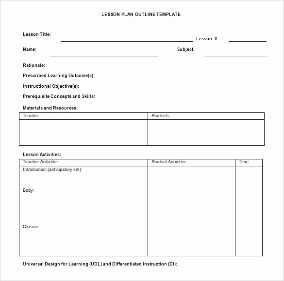 Hunter Lesson Plan Template Lovely Hunter Lesson Plan Template Fresh Plan Template Lesson