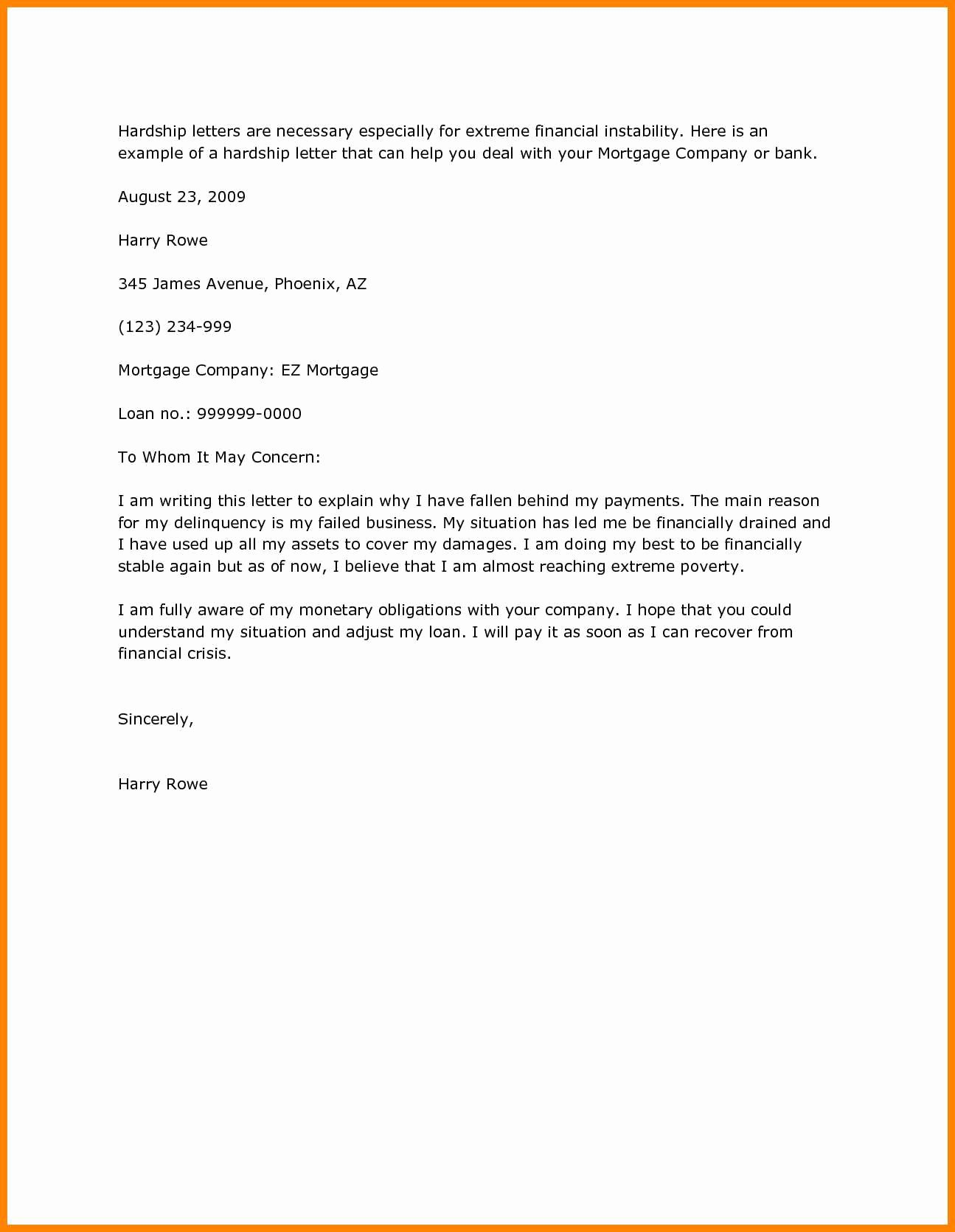 Immigration Hardship Letter format New 16 Extreme Hardship Letter