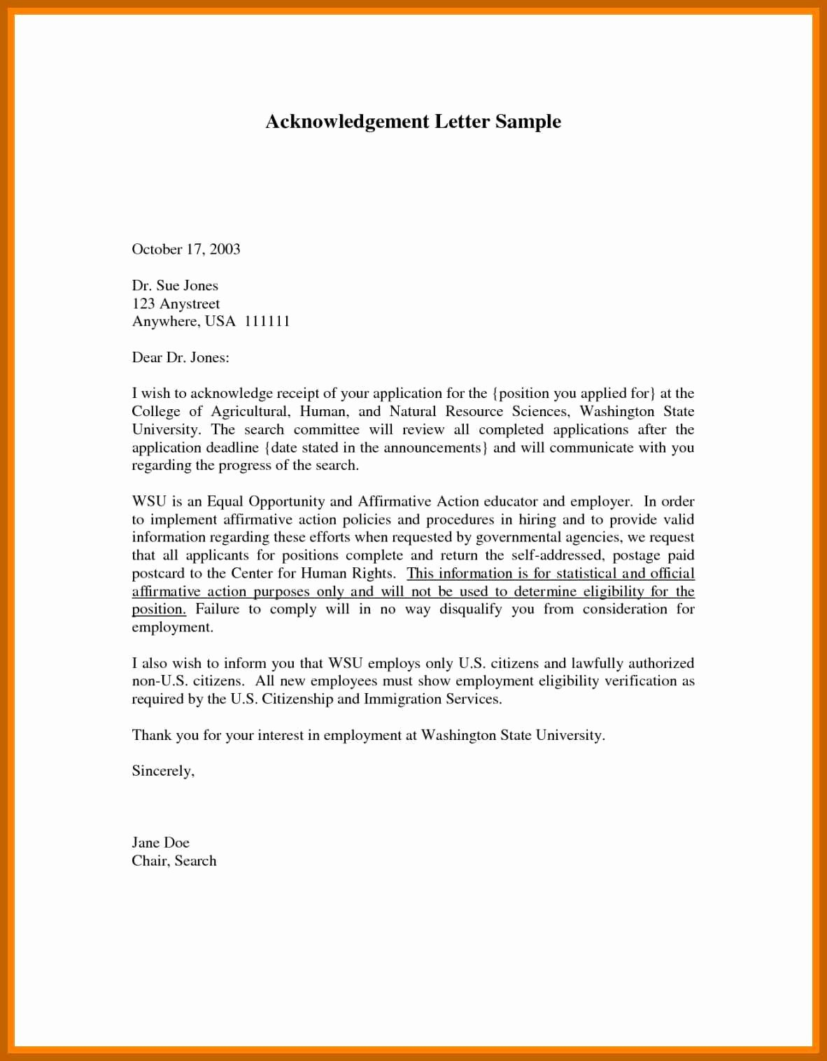Immigration Recommendation Letter Template New 5 6 Support Letter Sample for Immigration