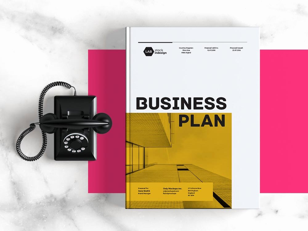 Indesign Business Plan Template Beautiful Business Plan Template