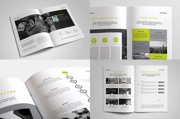 Indesign Business Plan Template Elegant Indesign Business Proposal Template by Thirtypath On