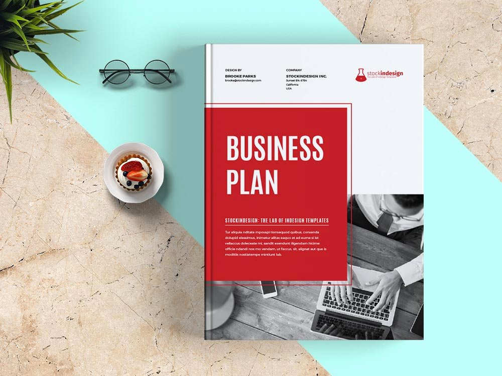 Indesign Business Plan Template Lovely Business Plan Template